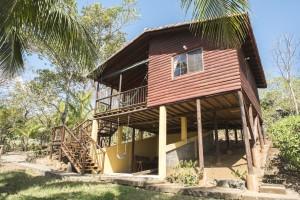 Cabana 1 - exterior