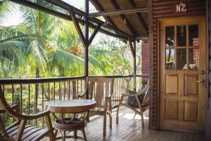Cabana 2 - balcon