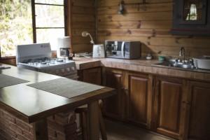 Cabana 2 - cocina
